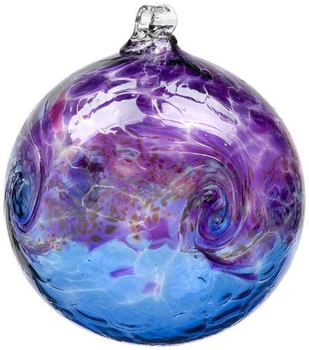 - Kitras 6-Inch Van Glow Ball, Purple/Blue