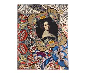 Christian Lacroix Voyage Folded Notecards with Envelopes, Boxed Set of 6 (92754)