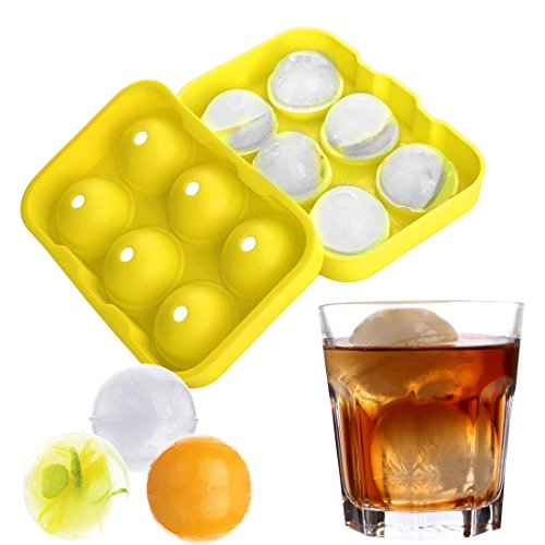 Silicone Sphere Ice Molds Trays Ice Ball Maker Amazingcats