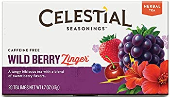 6-Pack Celestial Seasonings Herbal Tea