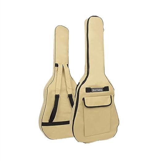 Funda de guitarra impermeable Universal 5 mm de algodón grueso ...