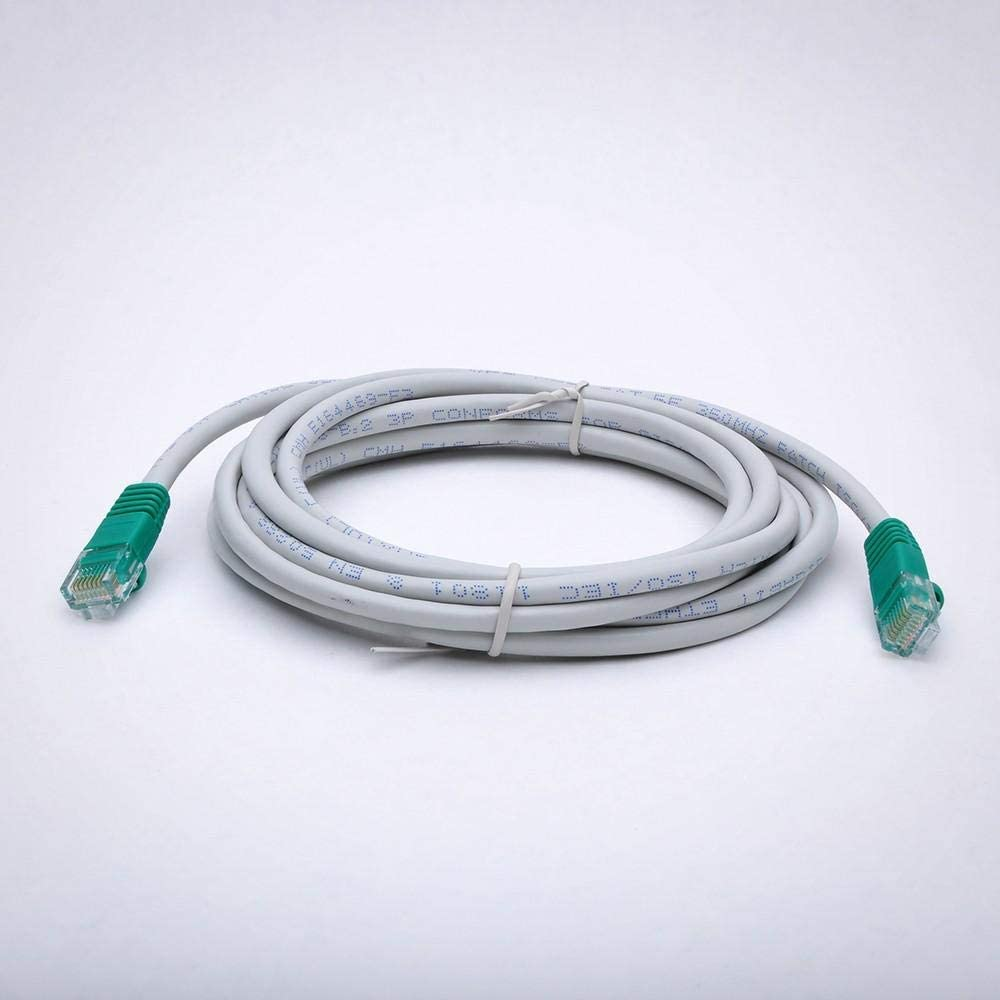 10FT FireFold Cat5E Crossover Cable 350MHz UTP Patch Cord 24 AWG