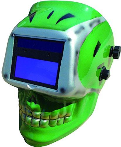Auto Darkening Solar Welding Helmet Arc Tig Mig Mask Weld Welder Lens Grinding Mask ()