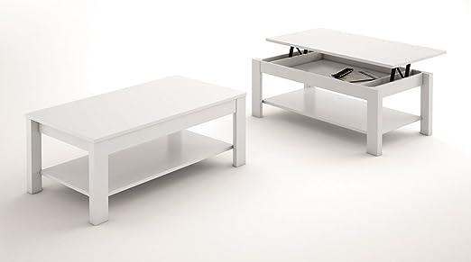 LIQUIDATODO ® - Mesa de centro elevable moderna y barata de 110X60 ...