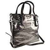 Paris Hilton Handbags - Babe Gun Silver Tall Shoulder Bag 15 x 15