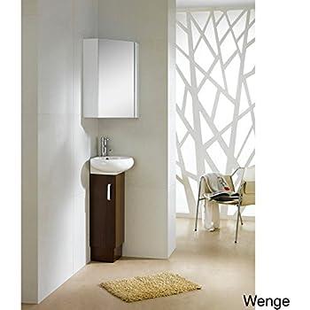 24 Quot Space Saver Corner Shape Bathroom Vanity Model Bc