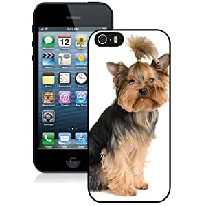 Cool Hairstyle Puppy Durable High Quality iPhone 5S Phone Case