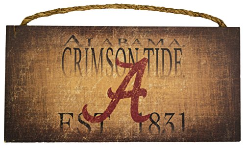 (Fan Creations NCAA Alabama Crimson Tide 12