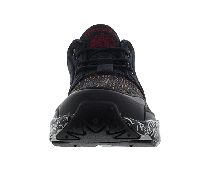 ac3c779e09b Reebok Women s Furylite Chukka Afr Casual Shoes Black White Merlot Harvest  Green 10 B(M) US  Buy Online at Low Prices in India - Amazon.in