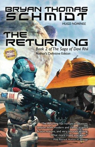 The Returning: Author's Definitive Edition (Saga of Davi Rhii) (Volume 2)