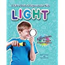 A Kid's Book of Experiments with Light (Surprising Science Experiments)