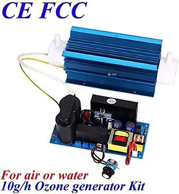 GRASSAIR Aire Purificador Generador De Ozono 1-10G/HR Tubo De ...