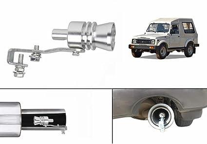 AutoStark Turbo Sound Car Silencer Whistle-Maruti Gypsy King: Amazon