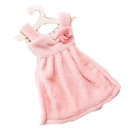 Para inodoro princesa falda toalla de toallitas para colgar toalla de absorción de agua fuerte,