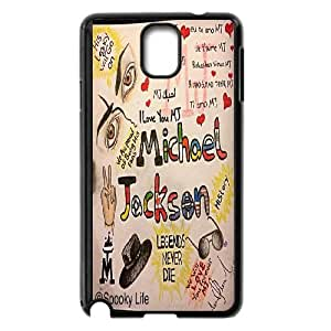 Classic popular Michael Jackson fans phone Case Cove For Samsung Galaxy NOTE4 Case Cover JWH9189775