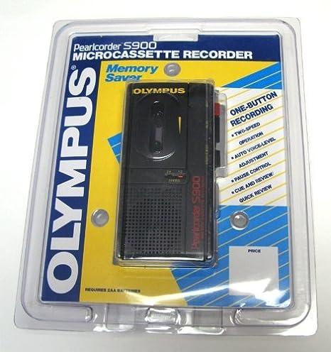 alpha-ene.co.jp Pearlcorder S900 Microcassette Recorder ...