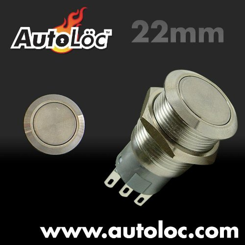 Billet Door Switch - 1
