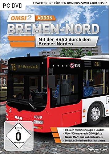 OMSI 2 - AddOn Bremen - Nord: 4042588002737: Amazon com: Books