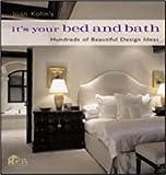 bookshelf decorating ideas Joan Kohn's It's Your Bed and Bath: Hundreds of Beautiful Design Ideas