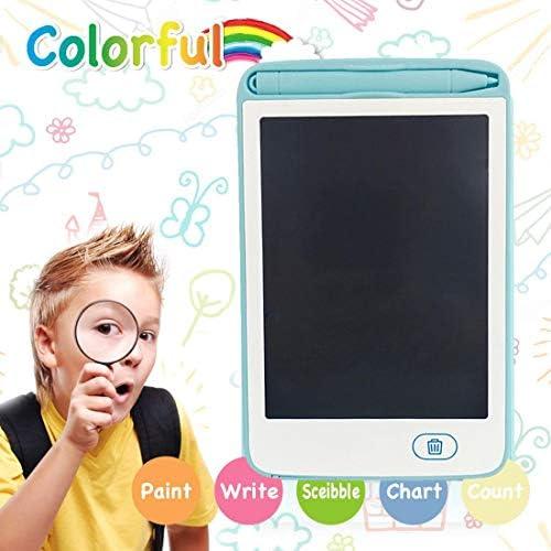 Cokil Kinder 6,5 in LCD-Schreibtafel elektronische Zeichenblöcke Doodle Board Basteln & Malen