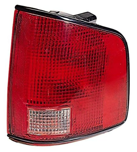 - Depo 332-1916L-UF-2 Tail Lamp Unit (Chevrolet S-10 Pick Up 94-02 1 St Design Driver Side Nsf)
