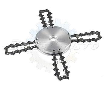 Bazargiusto - Cabezal de desbrozadora Terminetor 4