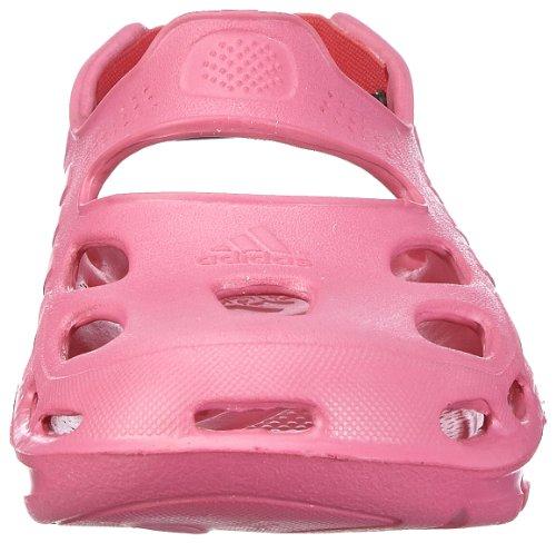 adidas Performance VariSol K Unisex-Kinder Sandalen Pink (ULTRA PINK S12 / RUNNING WHITE FTW / BLAZE PINK S13)
