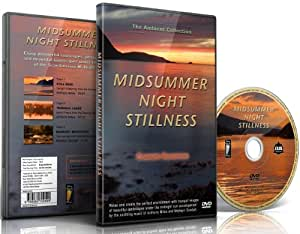 Relaxation DVD - Midsummer Night Stillness -with New Age Music and Sunset HD Scenery