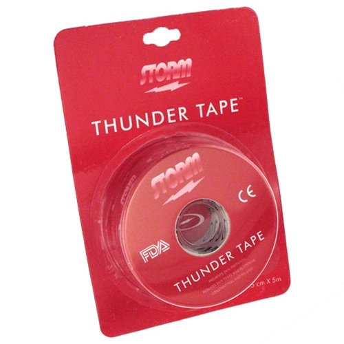 Storm Thunder Fitting Tape- Red by Storm Bowling Products
