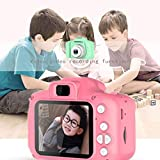 Edited Kids Portable Digital Video Camera 2 Inch LCD Screen Display Camera