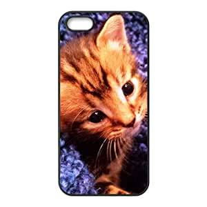 Durable Cat Hight Quality Plastic Case for Iphone 5s