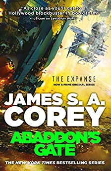 Abaddon's Gate (The Expanse Book 3) by [Corey, James S. A.]