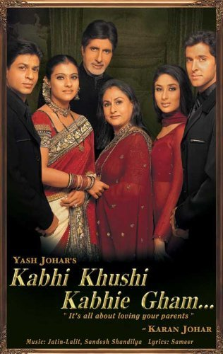 - Kabhi Khushi Kabhie Gham... POSTER Movie (11 x 17 Inches - 28cm x 44cm) (2001) (Indian Style A)