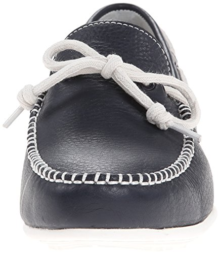 Cole Haan Mens Grant Escape Instapper Loafer Peacoat Leer / Wit