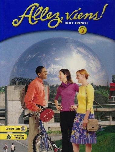 - Allez, viens!: Student Edition Level 3 2003