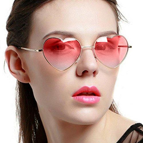 Femme Lunette Blanc Rose FOONEE de Colors Five Soleil 68nAF