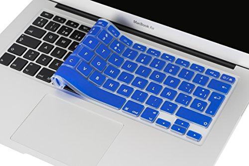 """boldR Cubre Teclado para MacBook Pro 13' 15' 17'/MacBook Air 13"""" Protector de Teclado en español..."""