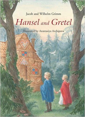 Writer of hansel and gretel