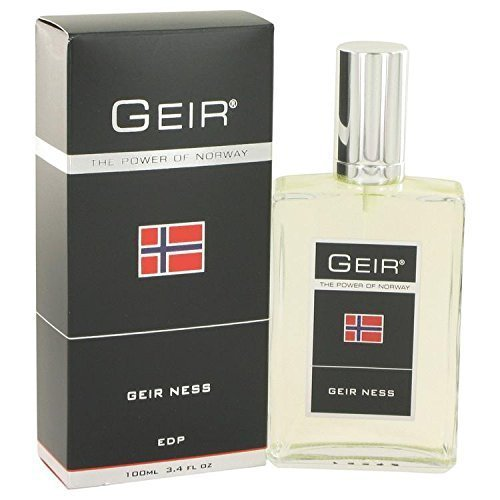 Geir by Geir Ness Eau De Parfum Spray 3.4 oz for Men 100% Authentic