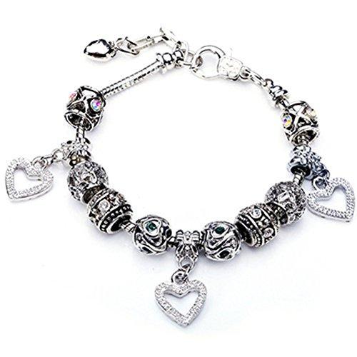 Charm Central Four Clover Bracelet
