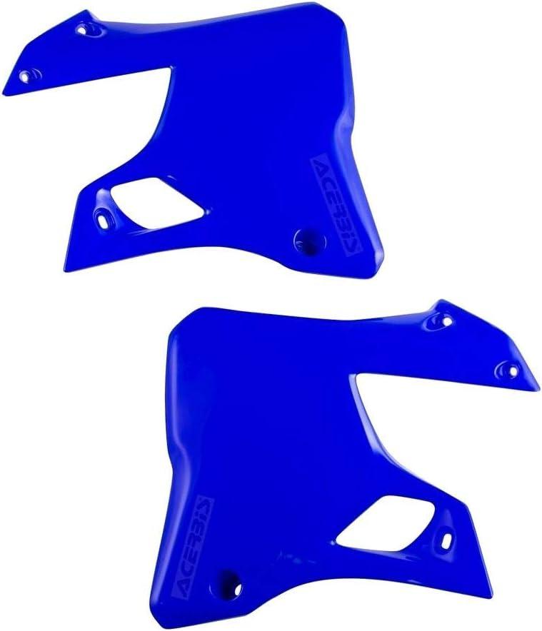 Blue Acerbis 96-01 Yamaha YZ250 Radiator Shroud Set