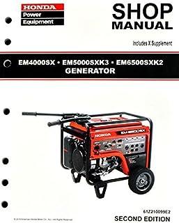 honda em3500sx manual a good owner manual example u2022 rh servicemanualview today Honda Generator EM3500S VIN Numbers Honda Generator Parts