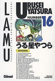 Urusei Yatsura - Lamu, tome 16 par Rumiko Takahashi