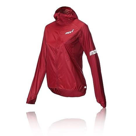 inov-8 AT/C - Chaqueta Running Mujer - Rojo Talla UK 10 / M ...