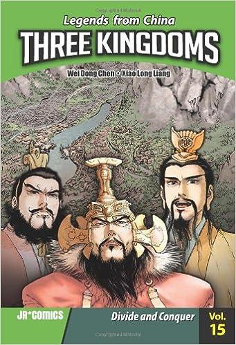 Book Three Kingdoms 15: Divide and Conquer