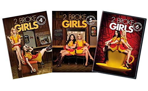 two broke girls season 4 - 5