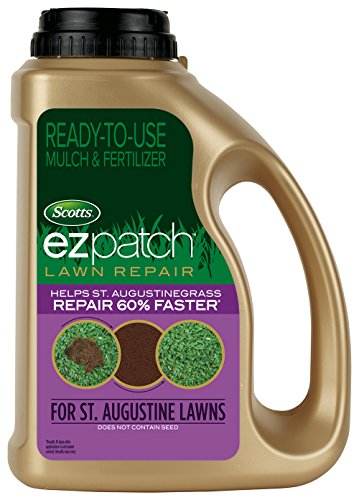 Scotts 17520 EZ Seed Sun & Shade Patch for St. Augustine Grass (6 ()