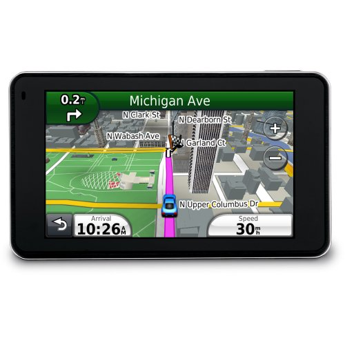 Garmin nuvi 3790LMT 4.3-Inch Bluetooth Portable GPS Navigato
