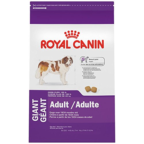 Royal Canin Size Health Nutrition Giant Adult Dry Dog Food, 35 Lb For Sale
