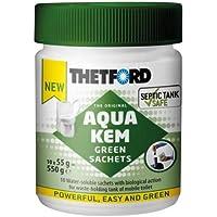 Aqua-Kem vert lot de 10 sachets biologique Thetford